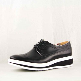 BLUCHER flor antic NEGRO