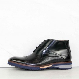 BOTIN flor antic negro