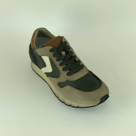 SNEAKER gris taupe